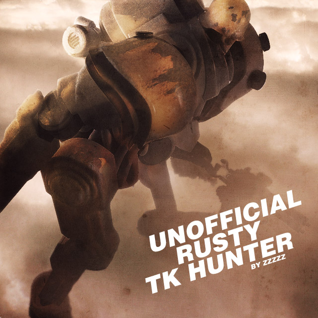 TK HUNTER discussion  - Page 3 RustyTKhunter